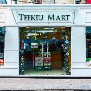 TEEKIU Mart – Đối tác tin cậy