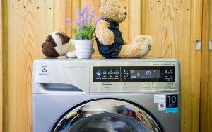 Máy giặt: nên dùng bột giặt hay nước giặt?